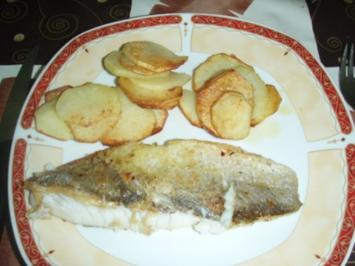 Barramundi, gebratenes Filet - Rezept