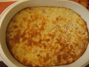 Rhabarber-Reis-Auflauf - Rezept