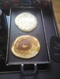 Buttermilk Pancakes (Buttermilch Pfannkuchen) - Rezept