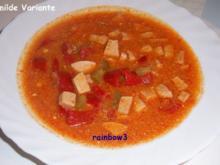 Kochen: Soljanka ... mal zwei - Rezept