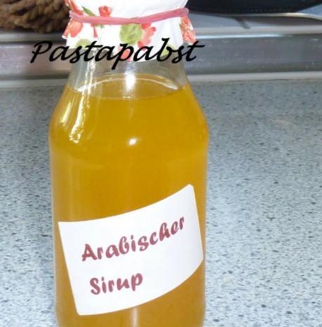 Arabischer Sirup - Rezept - Bild Nr. 3