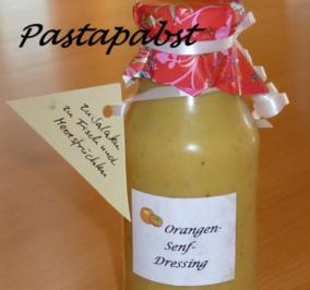 Orangen-Senf-Dressing - Rezept