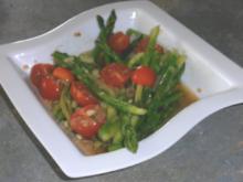 Tomaten-Spargel-Salat - Rezept