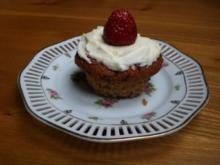 Erdbeer-Muffins - Rezept