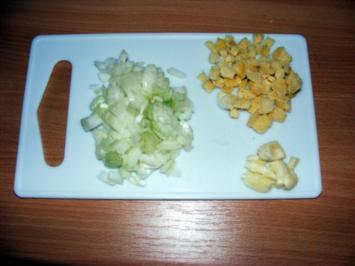 scharfe Tomatensauce - Rezept