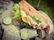 "Sandwich ""freak of cook"" - Rezept"