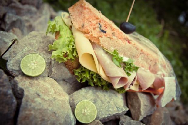 """Sandwich """"freak of cook"""" - Rezept"""