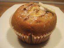 Espresso-Bananen-Muffins - Rezept