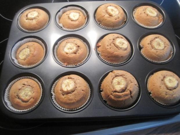 Espresso-Bananen-Muffins - Rezept - Bild Nr. 8
