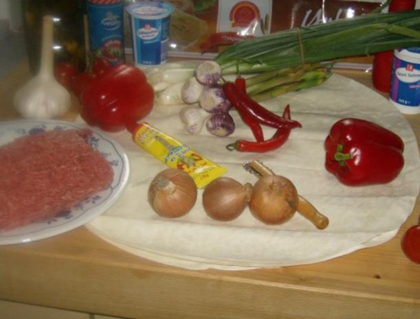 Türkische Lasagne - Rezept - Bild Nr. 2