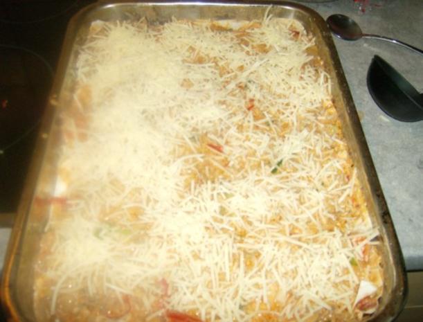 Türkische Lasagne - Rezept - Bild Nr. 9