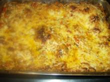 Türkische Lasagne - Rezept