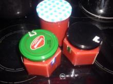 Erdbeer-Bananen Konfitüre - Rezept