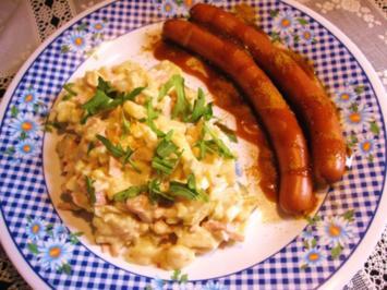 Kartoffelsalat nach Spreewälder Art ... - Rezept