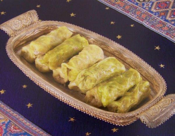 Wirsingrouladen Türkische Küche - Rezept mit Bild - kochbar.de