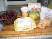 Kirschenkuchen - Rezept - Bild Nr. 2
