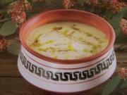Türkische Joghurtsuppe - Rezept