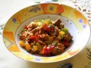 Buntes Reisfleisch - Rezept