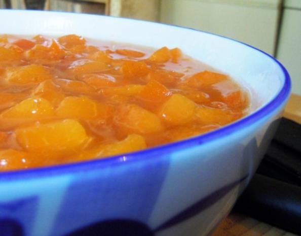 Zitronengras-Milchreis mit Aprikosen-Ingwer-Kompott - Rezept - Bild Nr. 5