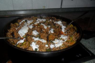 griechisches hackfleisch - Rezept