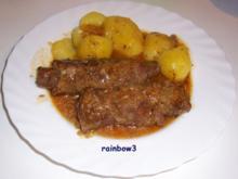 Kochen: Rind-Rouladen - Rezept