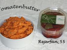 Tomatenbutter - ganz einfach - Rezept