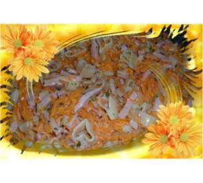 Gemüse : Möhren - Rezept