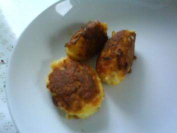 Rezept: Kartoffelnocken