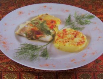 Seebarsch nach Karaburun-Art - Rezept