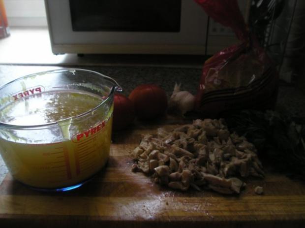 Tomaten-Hähnchen-Suppe - Rezept - Bild Nr. 2