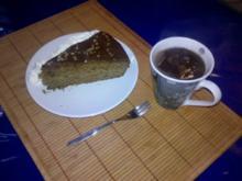 Kuchen: Nougat-Maronen-Kuchen! - Rezept
