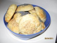 Quarkbrötchen - Rezept