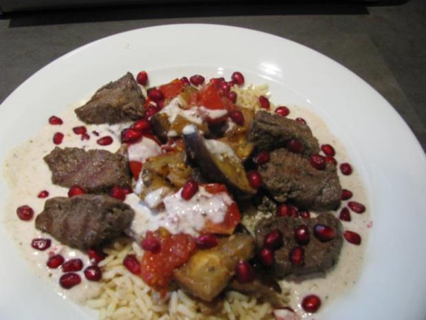 Afghanische Lammspieße - Rezept - Bild Nr. 3