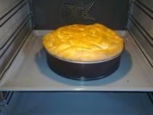 Holsteinischer Rhabarberkuchen - Rezept