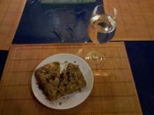 Brot: Pikantes Toskanisches Brot mit Oliven und Paprika - Rezept