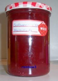 Einmachen: Erdbeer-Marmelade ohne Stücke - Rezept