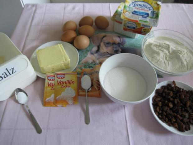 allerbester Käsekuchen mit Brandteig - Rezept - Bild Nr. 2