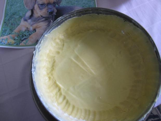 allerbester Käsekuchen mit Brandteig - Rezept - Bild Nr. 8