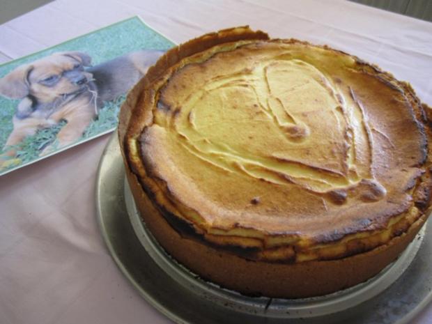 allerbester Käsekuchen mit Brandteig - Rezept - Bild Nr. 13