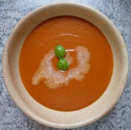 Tomatensuppe - Rezept