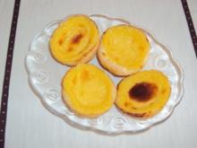 Pudding Törtchen - Rezept
