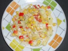 Sellerie-Lauchsalat - Rezept