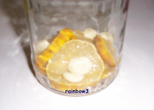 Gewürz: Zitronen-Knoblauch-Essig - Rezept - Bild Nr. 2