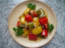 Gemüse Paprikagemüse - Rezept