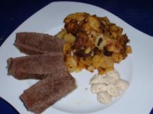 Tafelspitz mit Bratkartoffeln - Rezept