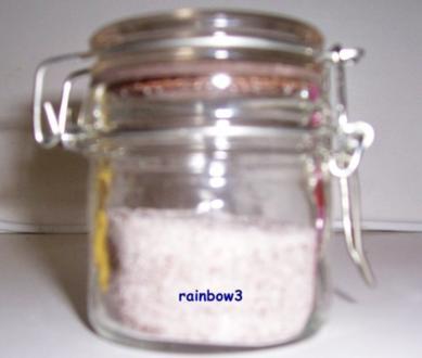 Gewürz: Vanille-Salz - Rezept