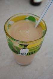 Mango-Kirsch-Shake - Rezept