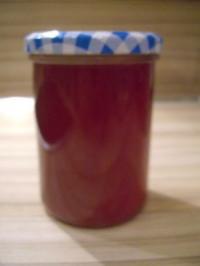 Johannisbeergelee mit Minze - Rezept