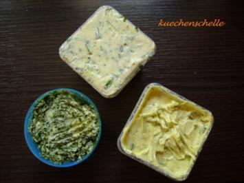 Aufs Brot: Estragon-Limonen-Butter - Rezept