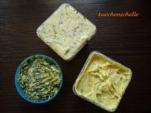 Aufs Brot: Curry-Salbei-Butter - Rezept